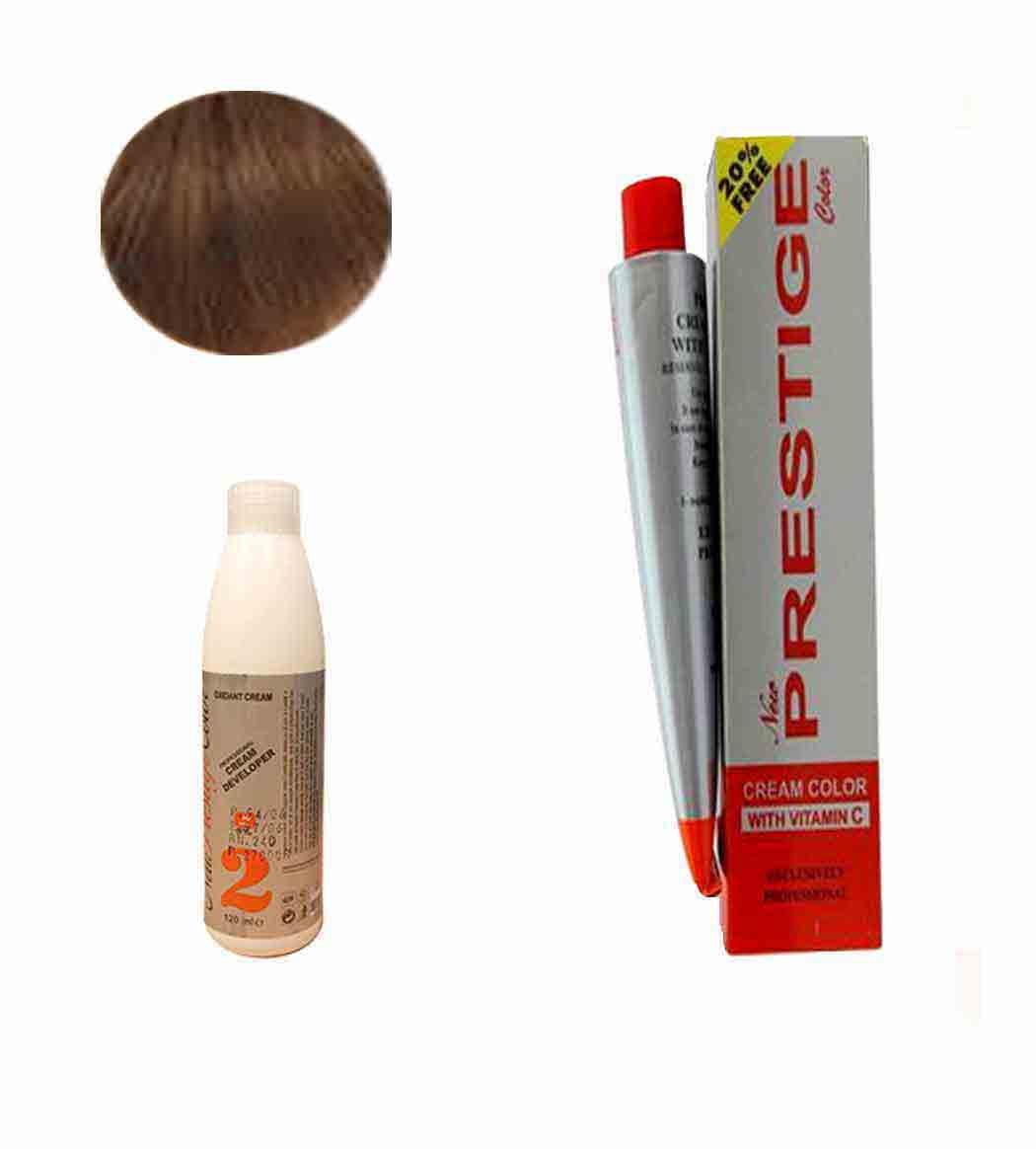 لیست قیمت رنگ مو پرستیژ